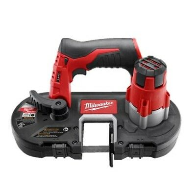 Milwaukee 2429-20 M12 Cordless Sub-Compact Band Saw Tool Only