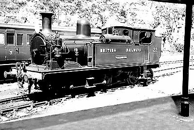 """IOW Isle of Wight steam Railways A4 prints & Sets of 10 6x4"""" BW & colour photos"""