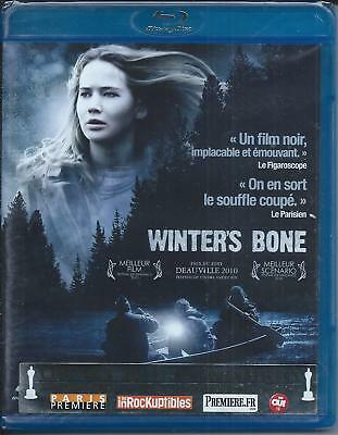 Blu Ray Winter's Bone Jennifer Lawrence Neuf sous cellophane