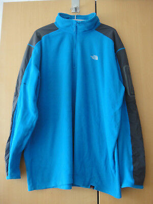 The North Face Peak Frontier HBD softshell jacket blue