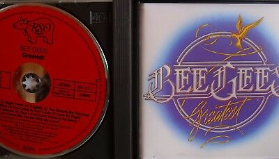 Bee Gees- Greatest- 2 CD-Box- RSO West Germany- Full Red Label- RAR