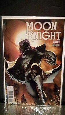 Moon Knight #200 Tan 1:25 Variant Nm+