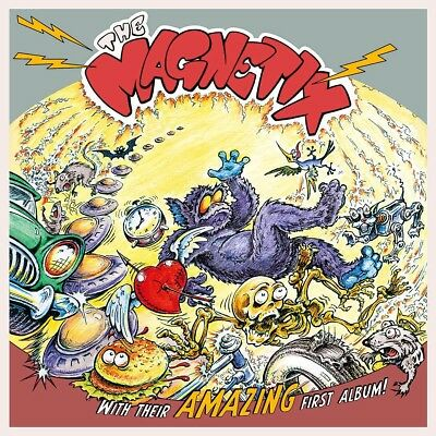 The (Russia) Magnetix - With Their Amazing First Album
