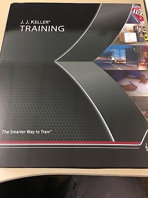 Two JJ Keller Workplace Safety Basics- Brand New Training Materials and Videos