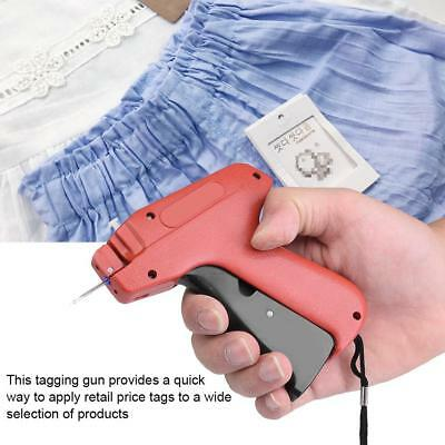 Portable Plastic Price Label Tagging Tag Gun for Clothing Garments Retail Shop