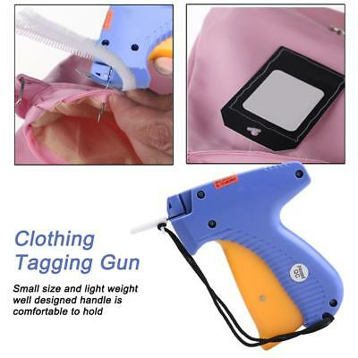 Useful Plastic Price Tagger Tagging Tag Gun Label Clothes Garment Tag Machine
