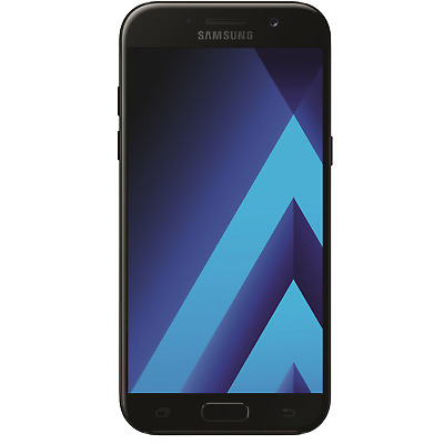 Samsung GALAXY A5 (2017) A520F black-sky Android Smartphone
