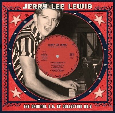 Jerry Lee Lewis - US EP Collection Vol. 2 (10  inch/weisses Vinyl)