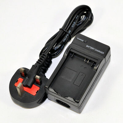 Mains Battery Charger for Canon LP-E5 LPE5 EOS 450D 500D 1000D Kiss X2 Rebel Xs