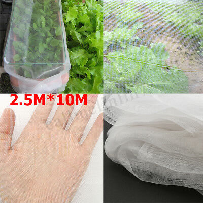 2.5x10m Extra Large & Strong Anti Bird  Net Fruit Veg Garden Pond Netting UK