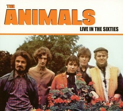 The Animals - Live In The Sixties