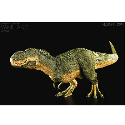 Rebor 1:35 scale Tyrannosaurus rex Vanilla Ice - Jungle NEW