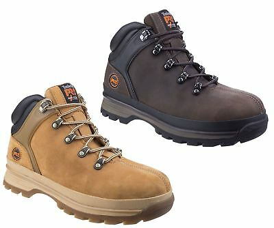 1a3c7455f404 Timberland Pro S3 Mens Splitrock XT Lace up Safety Midsole Toe cap Work  Boots