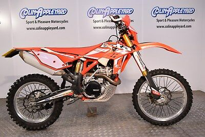 Beta 350 Rr Enduro Bike