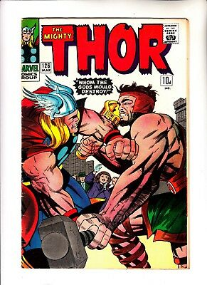 Thor 126 continued form Journey into Mystery