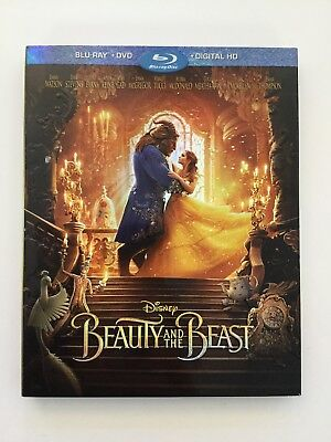 Beauty and the Beast, BLU RAY, DVD, & DIGITAL, Brand New Sealed!!!