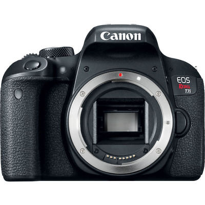 Canon EOS Rebel T7i 24.2MP DSLR Camera (Body Only) #1894C001 BRAND NEW