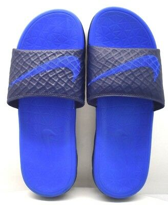 cb6333130 Nike Benassi Solarsoft Slides Midnight Navy US Size 7 FREE SHIPPING BRAND  NEW