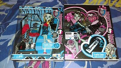 Monster High Frankie Stein I Love Fashion TRU exclusive And Sweet 1600 Lot! Look