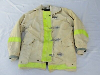 BODY GUARD CHIEF Firefighter Turnout JACKET size 42