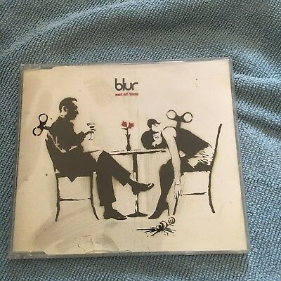 Blur Cd. Out Of Time Cd.