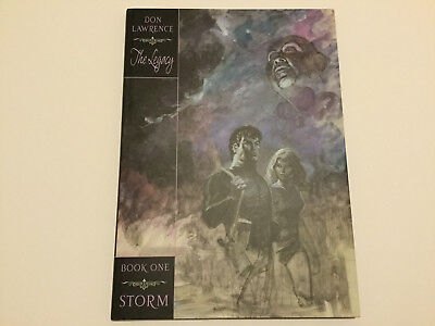 Don Lawrence The Legacy - Book One Storm