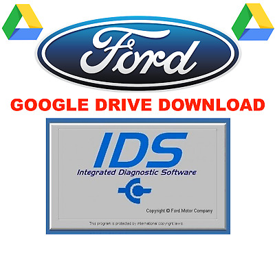 2019 Ford IDS Program 109.12 Diagnostic software Tool VMware Image Easy Install