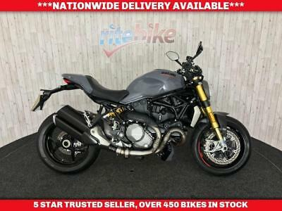 Ducati Monster M1200 S 1200S Abs Model Low Mileage Example 2017 17