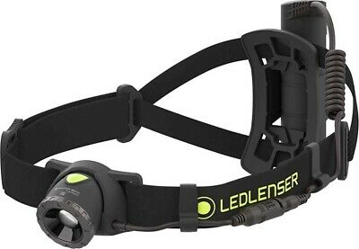 Led Lenser NEO10R Rechargeable Lightweight Headlamp - 600 Lumens -  Black