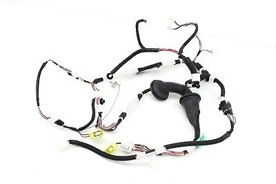 2011-2018 Toyota Sienna Front Right Passenger Door XLE Wire Harness Cable OEM