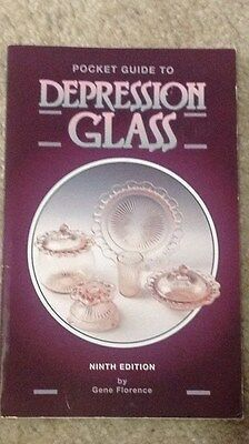 Pocket Guide to Depression Glass by Gene Florence (1994, Paperback, Revised)