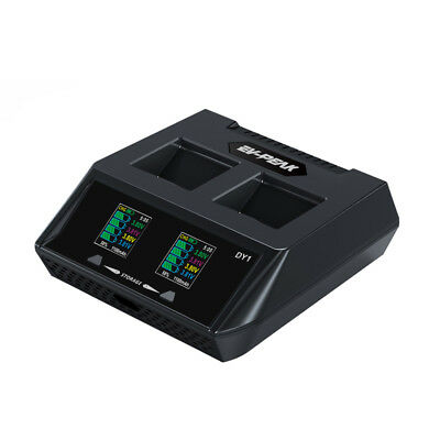 EV-PEAK DY3 For YUNEEC H480 Typhoon H Battery RC Transmitter 2 in 1 Lipo Charger