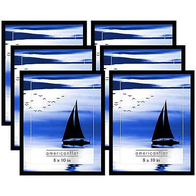 d3d776e654d 5 PC FAMILY Memories Frame Sets Scrolled Walnut Black Collage Gift ...