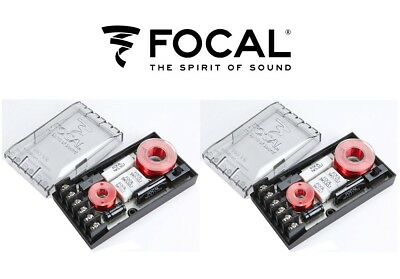 FOCAL Polyglass COPPIA CROSSOVER 2 VIE PER WOOFER E TWEETER dal kit 165 VR