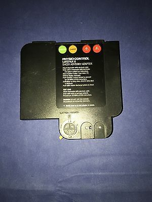 LIFEPAK 9 Quik Combo PACING ADAPTOR SHOCK ADVISORY PHYSIO CONTROL Lifepack 9P