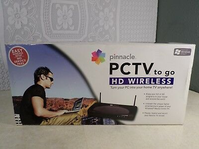 Pinnacle PCTV To Go HD Wireless *NEW OTHER