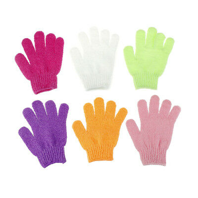 Body Sponge Bath Massage Of Shower Bath Scrub Gloves Exfoliating Bath Gloves  LC