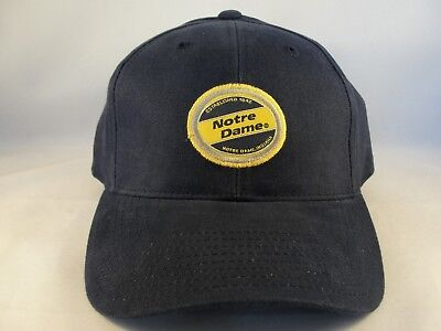 Notre Dame Irish NCAA Vintage Adjustable Strap Cap Hat American Needle