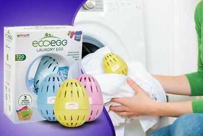 Ecoegg Eco Friendly Laundry Egg Washing Detergent  210 Washes - Sensitive Skin