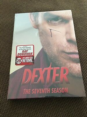 Dexter: The Seventh Season (DVD, 2013) Buy Now Free Shipping Brand New
