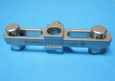 SYNTHES 393.660 TRANSVERSE CLAMP, External Fixation, Orthopedic