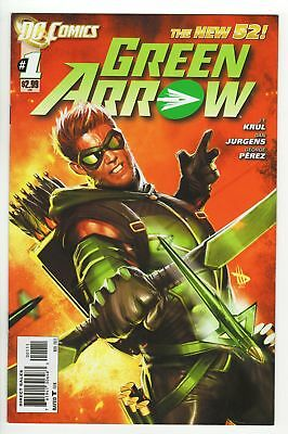 Green Arrow - No 1 - 2011 - MINT UNREAD!