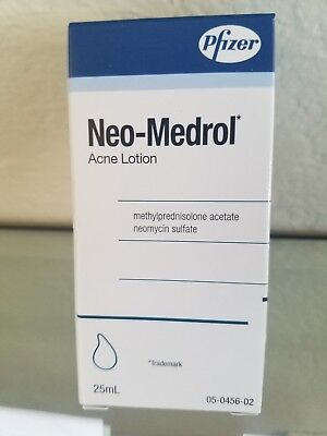 Neo Medrol Acne Lotion 25ml 17 00 Picclick