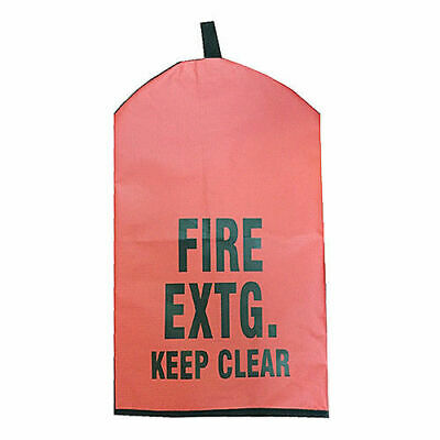 """FIRE EXTINGUISHER COVER (With Window) for 5lb-20lb. Extinguisher 25"""" x 16 1/2"""""""
