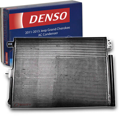 Denso AC Condenser for Toyota Yaris 1.5L L4 2007-2011 HVAC Air Conditioning og