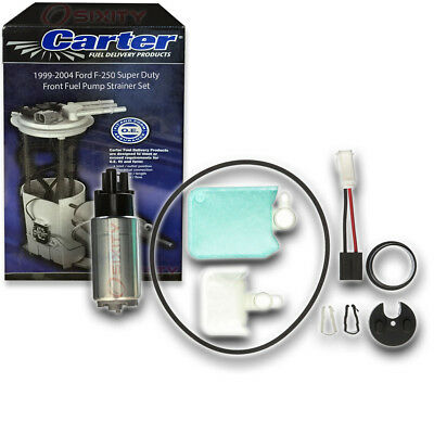 Fuel Pump and Strainer Set Carter P74204