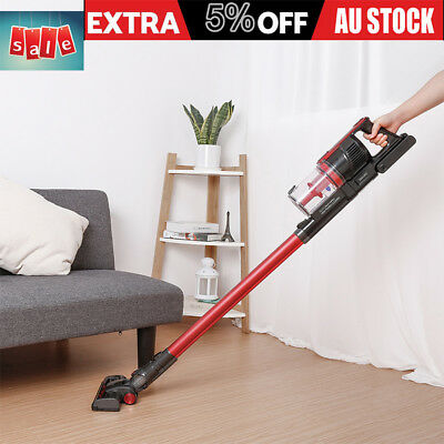 Stick Vacuum Cleaner Recharge Cordless Handheld Handstick Vac Bagless Cleaning