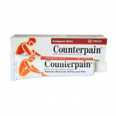Pommade Counterpain Chaud 60gr