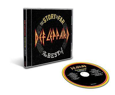 Def Leppard - The Story So FarThe Best Of [CD] Sent Sameday*