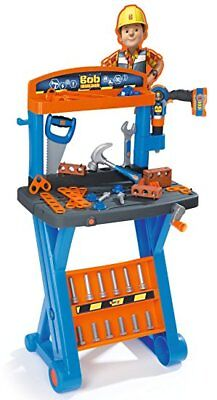 Wondrous Smoby Bob The Builder 1St Workbench Mechanical Drill Gmtry Best Dining Table And Chair Ideas Images Gmtryco